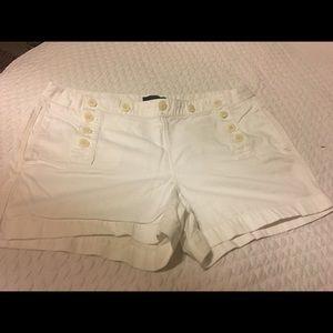 Sailor style shorts